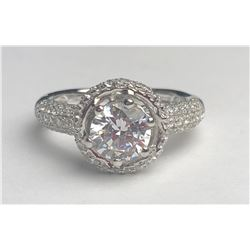Elegant Diamond Ring(cts)
