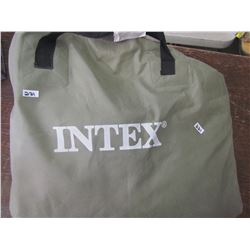 INTEC Air Mattress, w/bag, returned