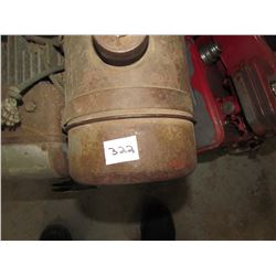 GAS ENGINES 2 Small, 1- 5hp Briggs & Stratton
