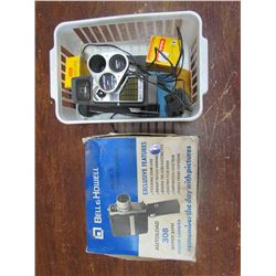 BELL & HOWELL, 8 mm Camera & Accessories