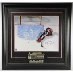 "Pascal Leclaire 16x20"" Photo Signed Gallery Frame"