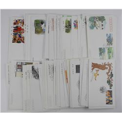 Lot of China 1st Day Covers 1st Issues