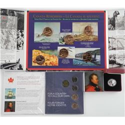 Lot RCM - Canada Remembers World War - Collector -