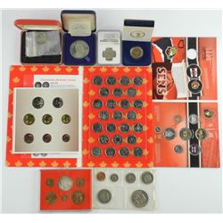 Estate Lot Mint Coins, Sets Special Issues etc.