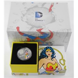 DC Comics .9999 Fine Silver $20.00 Coin 'The Amazi