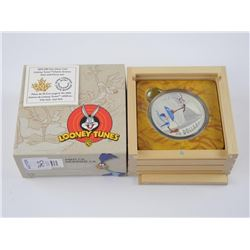 9999 Fine Silver $30.00 Coin - 'Willie Coyote' Woo