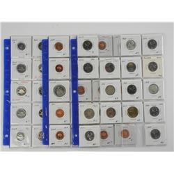 Estate Lot - CAN Coins Dealer Store Inventory (53