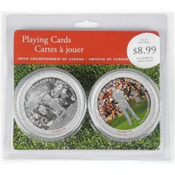 6x Open Championship of Canada - Set of Two Decks