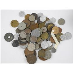 Estate Lot of Coins.