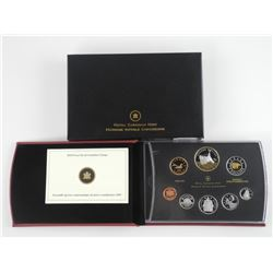 2010 RCM Proof Set with Silver (AR)