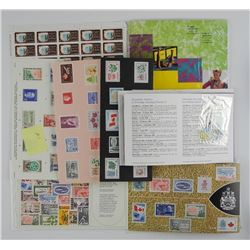 Estate Lot - Canada Stamps Mixed