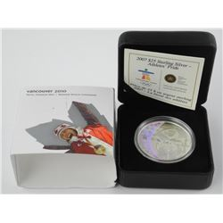 925 Sterling Silver $25.00 Coin Olympic Games 'Ath