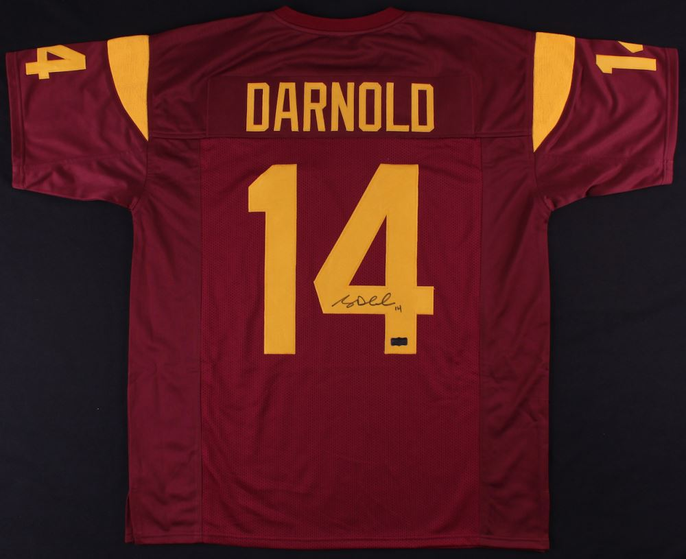 official sam darnold jersey