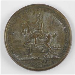 1757 Frederick II (The Great) of Prussia Medal, Sc