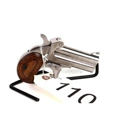 PROHIBITED. Stainless 45 Derringer