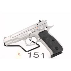 RESTRICTED. Gorgeous CZ 75B
