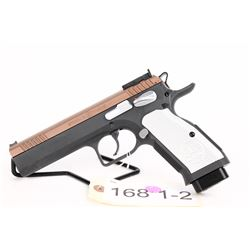 RESTRICTED. Gorgeous Tanfoglio Target Auto