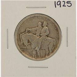1925 Stone Mountain Memorial Commemorative Half Dollar Coin