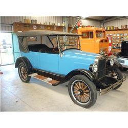 1929 CHEVROLET TOURER SUPER 4