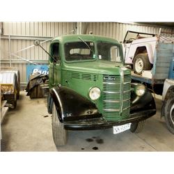 1949-1952 BEDFORD OLB, CAB & CHASSIS REGO NK9859