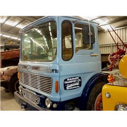 1968 AEC MAMMOTH, 6X4 CAB & CHASSIS