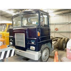 1977 LEYLAND CRUSADER 6X4 CAB & CHASSIS
