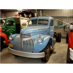 1942-1947 CHEVROLET TRUCK 4X2 CAB & CHASSIS REGO II6124