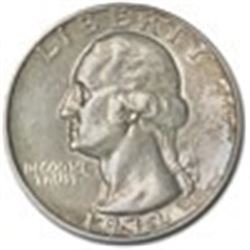 1932-D Washington Quarter Uncirculated RARE KEY DATE