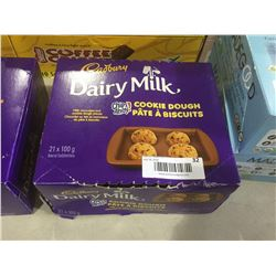 Case 21 x 100gJumbo Dairy Milk Bars
