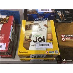 lot of 2 12 x 55gKashi Joi Almond Butter Bars