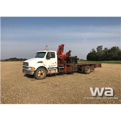 2004 STERLING ACTERRA S/A PICKER TRUCK