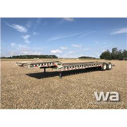 1980 KNIGHT T/A LOWBED TRAILER