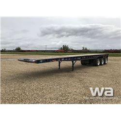 2002 SCONA TRIDEM HIGH BOY TRAILER