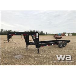 2013 KERR T/A CONTAINER TRANSPORT TRAILER