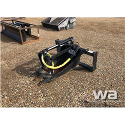 SKID STEER STUMP REMOVER