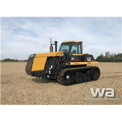 CAT CHALLENGER 65D TRACK TRACTOR