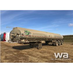2002 ADVANCE TRIDEM TANK TRAILER