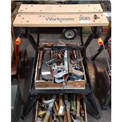 WORKMATE 200 FOLDING WORK BENCH