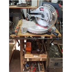 CRAFTSMAN CHOP SAW W/STAND