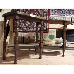 TWO OCCASIONAL TABLES
