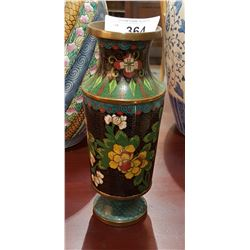 EARLY CLOISONNE VASE