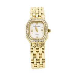 Austern and Paul 14KT Yellow Gold Ladie's Wristwatch