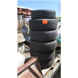 Contents of Pallet - Tires