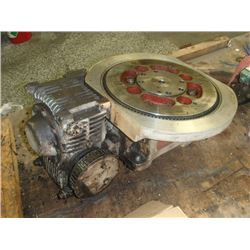 Commercial Cam and Machine Co. Rotary Index Table, M/N: D12H32-120