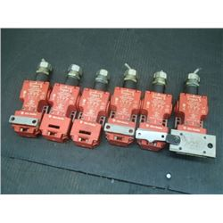 Allen-Bradley Trojan 5 Safety Switches