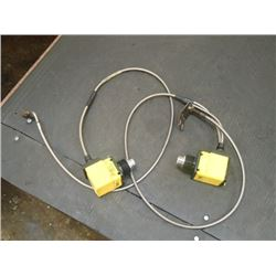 Banner Omni-Beam Power Blocks, P/N: OPBT2QD