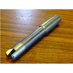 "Solid Carbide 7/8"" Indexable Cutter, No info on unit"