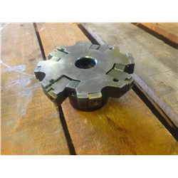 "Carboloy 4"" Indexable Slot Milling Cutter, P/N: R335.18-04.00-055-10-08"
