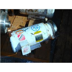 Baldor 3HP Electric Motor with Centrifugal Pump