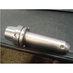 "HSK63A Lyndex 3/8"" Capacity End Mill Holder, P/N: HSK63A-SL2-3/8-150"